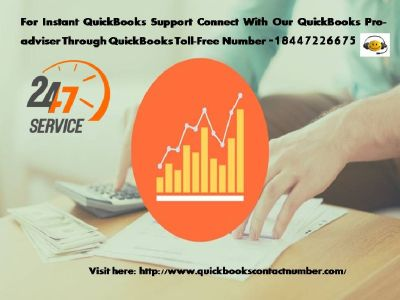 QuickBooks Customer Service 18447226675 QuickBooks Support Phone Number