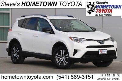 2018 Toyota RAV4 LE ()