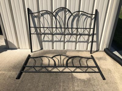 Bed frames pieces for repurpose