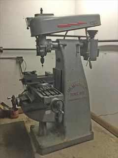 Burke - US machine Tool Co. - Model VT