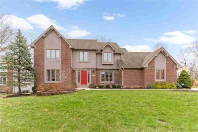 10967 Windjammer S Drive Indianapolis Four BR, Beautiful 2 Sty