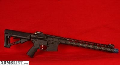 For Sale: LNIB 13.7 NOVESKE G3R INFIDEL AR15 AR 5.56 Gen lll