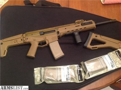 For Sale: Bushmaster ACR Coyote Tan 5.56