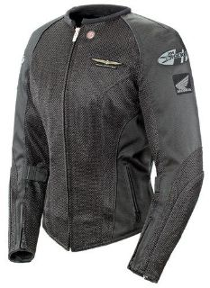 Purchase Joe Rocket Honda Women's Skyline 2.0 Motorcycle Jacket Black Size X-Large motorcycle in South Houston, Texas, US, for US $170.99