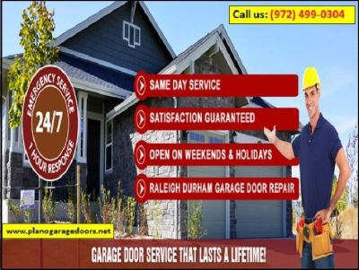 24/7 Garage Door Installation and Replacement Service ($25.95) Plano Dallas, 75023 TX