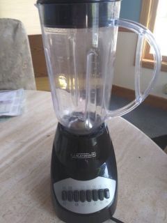 Black and Decker 10 Speed Blender