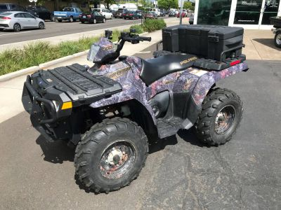 2006 Polaris Sportsman 800 Browning Hunter Edition Sport-Utility ATVs Eugene, OR