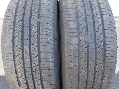 2 - Used 265/65R18 Goodyear Assurance Tires