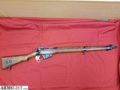 For Sale: Used BSA Enfield No. 4 MK 1/2