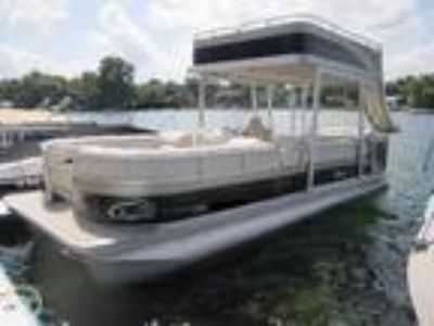 2011 Tahoe Pontoon 24