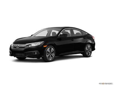 2018 Honda Civic 1.5T L4 EX 6SP (Crystal Black Pearl)
