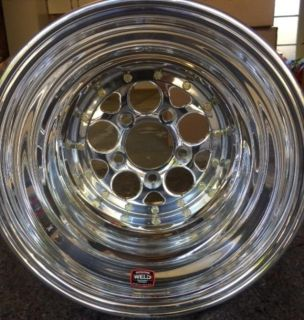 **WANTED** 1 ONLY 15 x 16 Weld Magnum 2.0 Rim