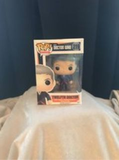 Twelfth Doctor POP! Figure