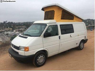 1995 VW Eurovan Camper Van (Winnebago)
