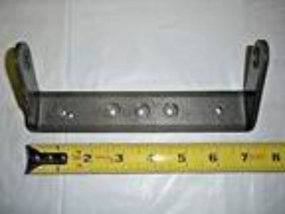 Cb Two-Way Radio Scanner under Dash Mounting Bracket 6 3/4""