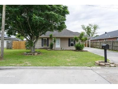 3 Bed 2 Bath Foreclosure Property in Houma, LA 70363 - Saadi St