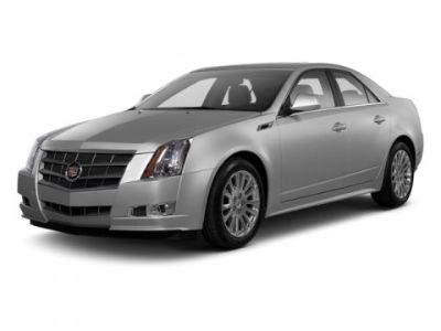 2013 Cadillac CTS 3.0L Luxury (Radiant Silver Metallic)