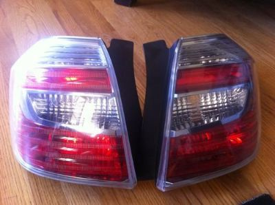 Purchase OEM 08-10 Toyota Highlander Set Highbird Taillights Right& Left Side motorcycle in Happy Valley, Oregon, US, for US $140.00