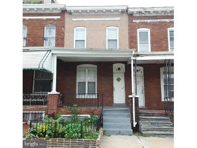 3 Bed 1 Bath Foreclosure Property in Baltimore, MD 21216 - W Lanvale St