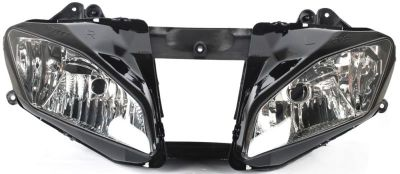 Find HEADLIGHT HEAD LIGHT ASSEMBLY FOR 08 09 10 YAMAHA YZF R6 2008 2009 2010 USA SHIP motorcycle in Jacksonville, Florida, US, for US $55.98