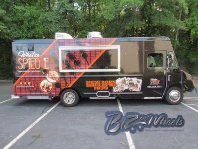 2008 Biz On Wheels Food truck ,Food Trailers