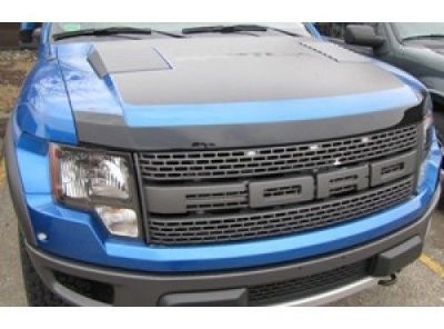 Buy 2010-2014 Ford F-150 SVT Raptor Hood Protector Bug Shield Deflector Aeroskin OEM motorcycle in Braintree, Massachusetts, United States, for US $74.88