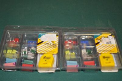 Purchase Lot Of 2 Cooper Bussmann ATM-FMX-EK 30PC Emergency Fuse Kit motorcycle in Sevierville, Tennessee, United States, for US $19.99