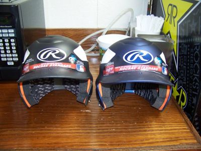 NEW Rawlings Batting Helmets