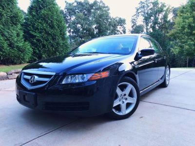 2006 Acura TL Base (Black)