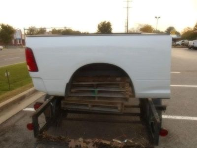 Buy 2013 Take off Dodg Single Rear 3/4 ton Short Wheel Base Pickup Truck Bed, White motorcycle in Manchester, Tennessee, US, for US $1,895.00