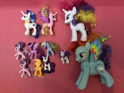 My Little Pony Mixed Lot