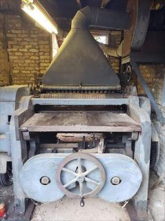 Buss Machine Work Planer NO.4