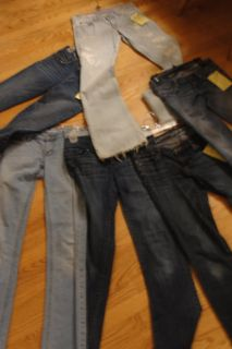 Wide Variety of Junior Girls Jeans/clothing