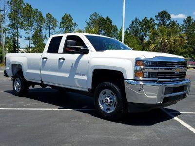 2018 Chevrolet Silverado 2500 WORK TRUCK (SUMMIT WHITE)