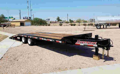 2018 Interstate Trailers 40dla
