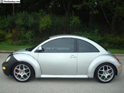 1998 Volkswagen Beetle! VW Fun! 5 Spd.