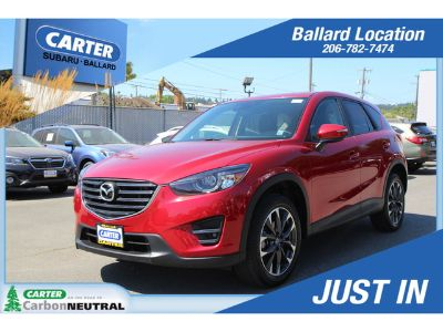2016 Mazda CX-5 Grand Touring (red)