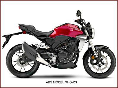 2019 Honda CB300R Sport Motorcycles Erie, PA