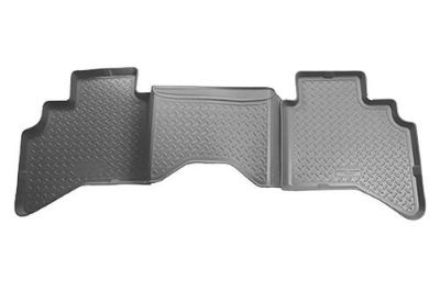 Purchase Husky Liners 60812 2002 Dodge Ram Gray Custom Floor Mats 2nd Row motorcycle in Winfield, Kansas, US, for US $91.95