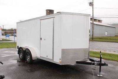 2019 Haulmark HMVG714T-5000 Cargo Trailers Trailers Adams, MA