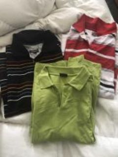 3 Polo T-shirts for 15$ size 4x