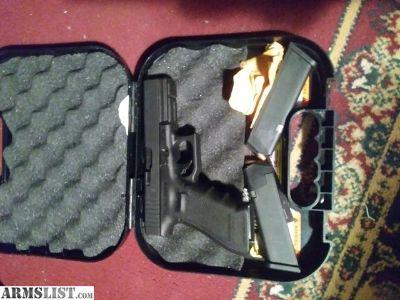 For Sale: Glock 17 Gen4 9mm
