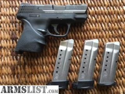 For Sale/Trade: S&W M&P Shield Performance Center 9mm