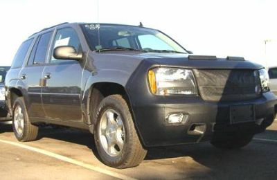Chevy 2003 Trailblazer