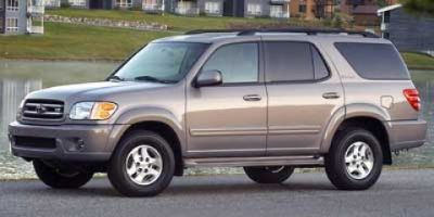 2002 Toyota Sequoia Limited ()