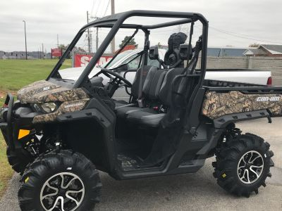 2018 Can-Am Can Am Defender XMR Side x Side ATVs Glasgow, KY