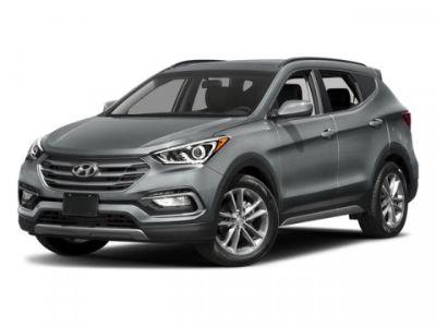2017 Hyundai Santa Fe Sport 2.0L Turbo (Gray)