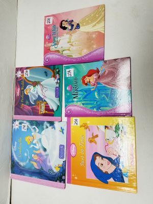 Disney Princess Children's books $0.25 each or $1 all