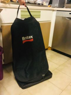 Britax Travel Carseat Cover- OBO