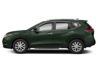 2019 Nissan Rogue S (Midnight Pine Metallic)